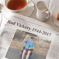 "Rodney ""Rod"" Vickery"