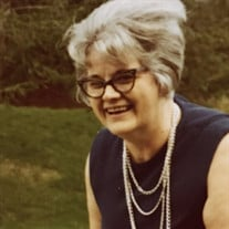 Berneda Helen Clark