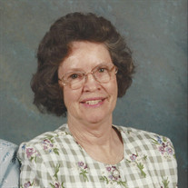 Mrs. Betty Nabors Brown