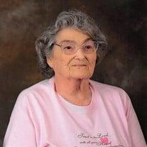 Eva Mae Winegeart