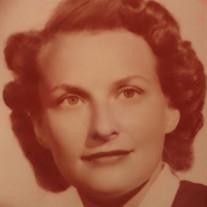 Mildred O. Patten Lighthill