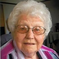 Gladys Irene Mathis