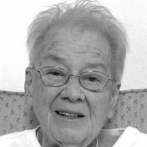 Mrs. Irene Florence Kays