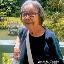 Janet Matsue Takebe