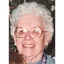 Dorothy M. Boucher