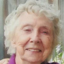 Mary V. (McCloskey) Burdin
