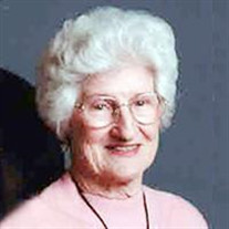 Grace 'Peggy' E. (Chadwick) Rockney