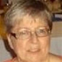 Mrs. Deborah Lorraine Castle (nee Turner)