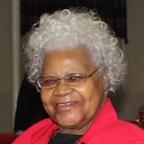 Mrs. Beverly Victoria Reddick