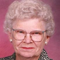 Doris Richardson Henderson