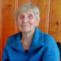 """Mrs.  Violet  Helen """"Vi"""" Obach"""