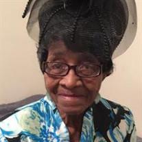 Mrs. Ina Mae Jackson