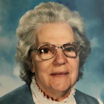 Myrtle E. Kadle