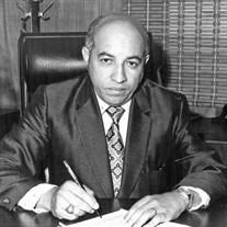 Deacon Pedro Negron Ramos