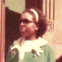 Joyce Evelyn Cambridge