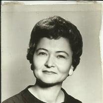 Grace Maurine  Standley Wilson