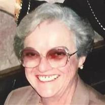 Wanda Spurlin Johnson