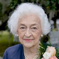 Mrs. Mary Jordan Cook