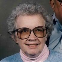 Margaret (Sutcliffe) Winger