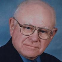Pastor Elmer S. Frederick