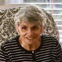 Doris Mae Wellings