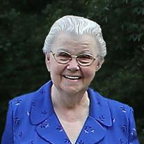 Claudette Dunaway Cooper