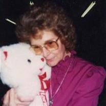 Patricia Ann Bowen