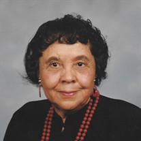 Mrs. Louise Napier