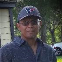 Raymond Joe Gonzales Mendoza