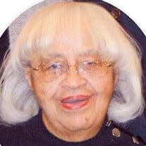 Lillie Martha Cox