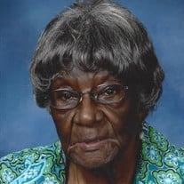 Mrs. Mable Garrette Landry