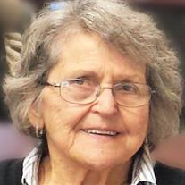 Ms Margaret Ann Roberts