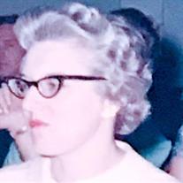 Mrs Betty  Vera  Bowman