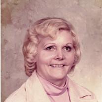 Pearl Vonelle Bartley