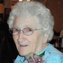 Mrs. Dorothy Ashworth