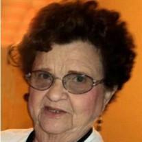 """Mrs. Veteria """"Mama T"""" Green Phillips"""