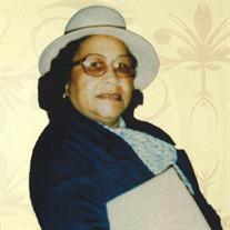 Mrs. Trudie Jimerson
