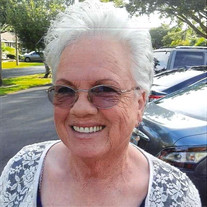 Marjorie Delores Carrier McKinney