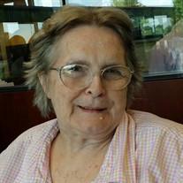 Edna Marie Meier Cox