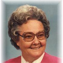 Ernestine Boone