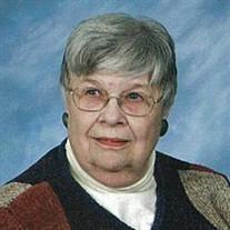 Patricia Jean  Christensen