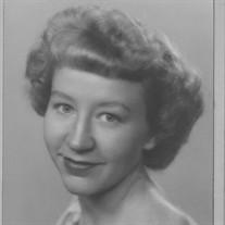 Sally Lou Haxton