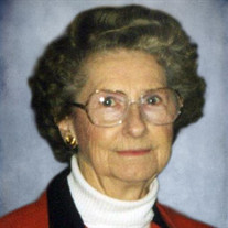 Jessie B. Wattenbarger
