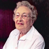 Miss Curtis Marie Weeks