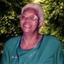Olive V. Forrester