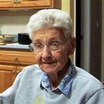 Irma Josephine Clous