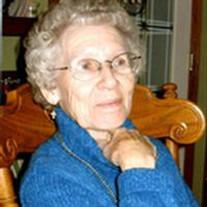 Henrietta Mary Hudson