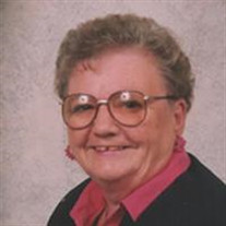 Shirley Mae Ingersoll
