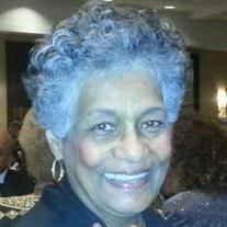 Mrs. Thelma Serena Jones