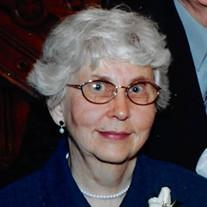 Janet Kay (Reamer)  Medalen